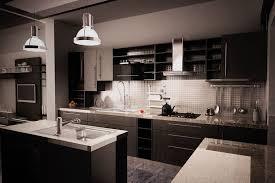 design u0026 decorating gothic dark black kitchen room design ideas