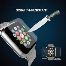 amazon com zstviva iwatch tempered glass screen protectors for