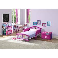 amazon com frozen bedroom decor toddler kids bed disney frozen