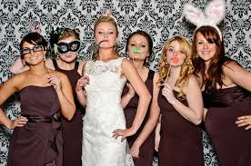 photo booths for weddings the most any wedding guest has had in a photo booth