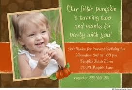 soft pumpkin harvest child invitation birthday fall party
