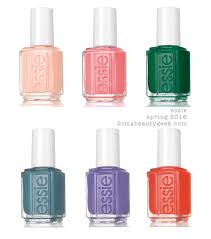 essie spring 2016 the complete manigeek guide beautygeeks