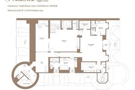 behold the floorplan for back bay u0027s fanciest new penthouse