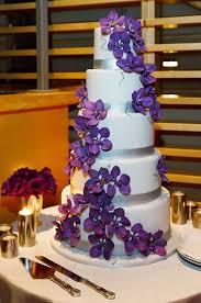 the 25 best orchid wedding cake ideas on pinterest wedding