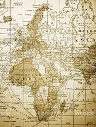 Middle East And Africa Map by Antique Map Of Africa Europe And Middle East Stock Photo 95783779