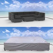 Sectional Patio Furniture Covers - sofas center sofa plastic covers creative sectional couch for