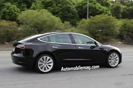 maserati tesla new tesla model 3 video but still no sign of sn1 automobile