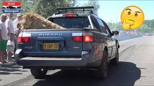 subaru baja lifted subaru baja pickup acceleration u0026 walkaround youtube