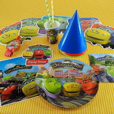 the party supplies best 25 chuggington party supplies ideas on
