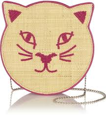 where to buy raffia olympia pussycat embroidered raffia and leather shoulder