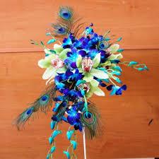 blue orchid flower blue orchids archives bouquet wedding flower