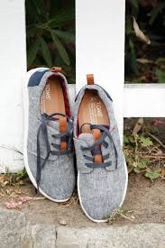Comfortable Dress Shoes For Walking Walk With Ease In Comfortable Chambray Denim Del Rey Sneakers