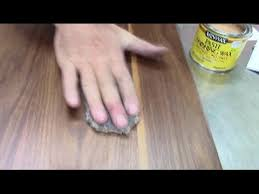 how to remove wax from wood table best way to refinish wood furniture in 60 minutes polished with wax