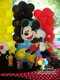 party decorations miami balloon sculptures