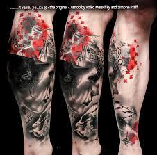 buena vista tattoo club memento mori leg sleeve tattoomagz
