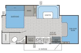 2016 melbourne class c motorhome floorplans u0026 prices jayco inc