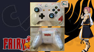 halloween horror nights coca cola upc code 2016 custom xbox one controller natsu dragneel happy from fairy tail
