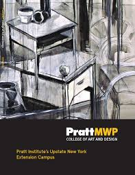 New York College Of Art And Design Prattmwp College Of Art And Design Catalog 2015 2016 By Munson