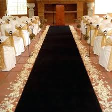 black aisle runner black carpet runner black aisle runner bosli club