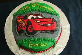 lightning mcqueen birthday cake lightning mcqueen cake drive