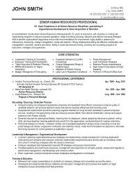 Sample Resume For Hr And Admin Executive Sample Resume Format For Hr Executive Assistant Manager Hr Resume
