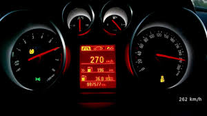 opel astra opc 2014 acceleration 0 260 km h top speed test and