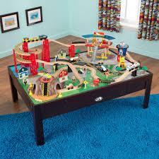 how to put imaginarium train table together imaginarium express train table 1 kidkraft airport express espresso