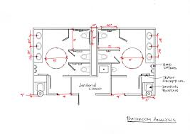 ada compliant bathrooms layout this single user restroom has been