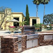 luxor 42 inch all infrared built in natural gas grill with