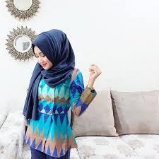 gambar model baju batik modern model baju batik modern untuk wanita fashion muslim fashion muslim