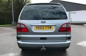 steve rowlands car sales ford galaxy 1 9td zetec