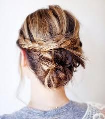 Hochsteckfrisurenen F Schulterlange Haare by Hochsteckfrisuren Schulterlanges Haar Kurzhaarfrisuren Bilder