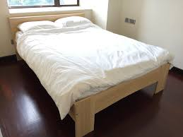 ikea double bed frame u0026 sultan spring mattress hong kong