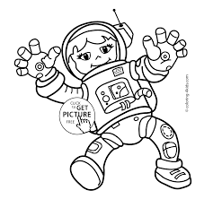space coloring pages for kids with rocket printable free inside