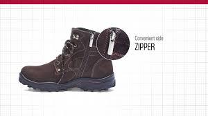 alpinetek men u0027s hiker boots sears canada youtube