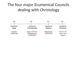 Ecumenical Councils Of The Catholic Church Definition The Early Church Councils Christological Controversy And