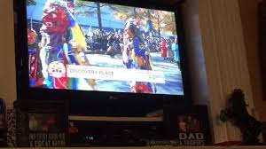 thanksgiving parade at nc 2016
