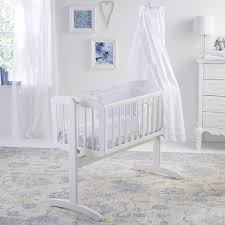 Nursery Bedding Sets Uk by Clair De Lune Broderie Anglaise 4pc Crib Bedding Set Kiddicare Com