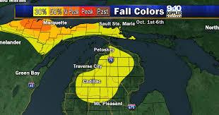 peak fall colors petoskey area tour mynorth