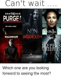 Purge Meme - can t wait the purge keep america great corjuring insidious4