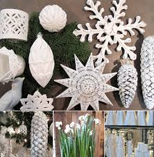 White Nordic Christmas Decorations by Decorating Trends For Christmas 2014 Visit Newport Beach