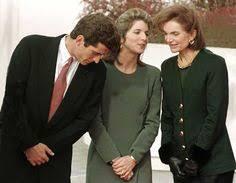 Caroline Kennedy S Children Jackie Onassis U0026 Ted Kennedy Attend Caroline Kennedy U0027s Wedding To