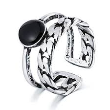 jewelry rubber rings images Diameter jewelry black gnzoe rubber ring foot toe 17mm jewelry jpg