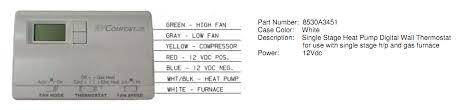 hunter thermostat wiring diagram 44272 efcaviation com