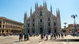 Milan Cathedral Floor Plan by Milan