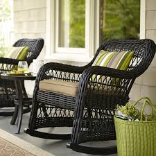 rocking chair design lowes outdoor rocking chairs wicker rocker
