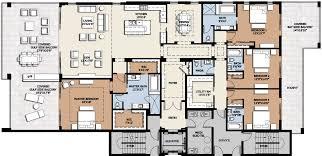 Four Bedroom by 4 Bedroom Floor Plans Chuckturner Us Chuckturner Us
