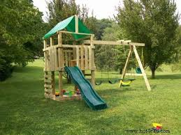 Backyard Swing Set Ideas Pdf Plans Of A Simple Swingset Swingset Pinterest Backyard