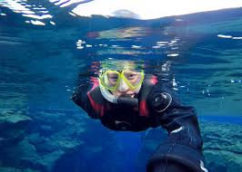 South Dakota snorkeling images Snorkeling silfra swimming between tectonic plates in iceland jpg