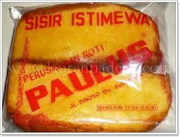Roti Sisir jual roti sisir paulus di lapak samsuri samsuri148